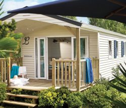 Location mobile-home Camping Ar Kleguer