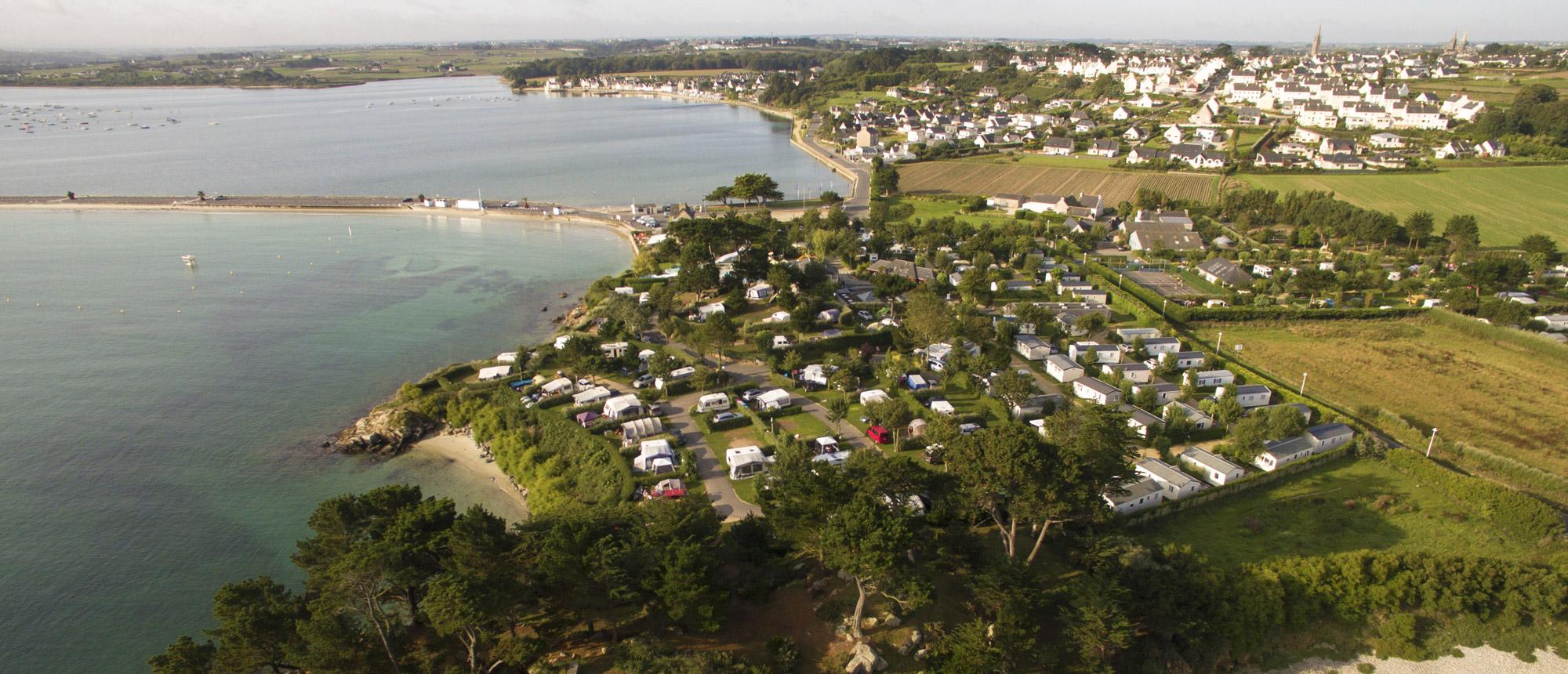 Camping Ar Kleguer Saint-Pol-de-Léon