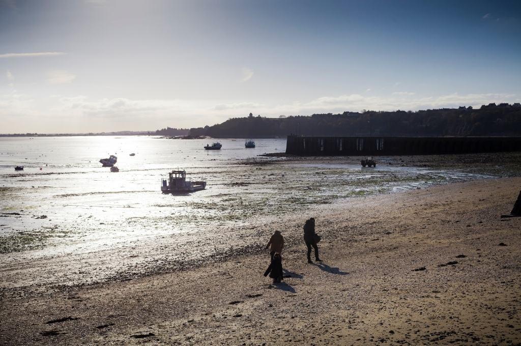 pêche à pieds en Finistère Nord