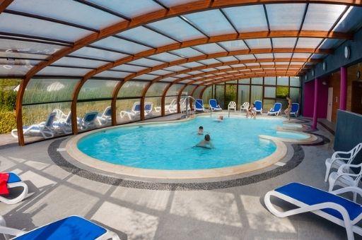 camping bretagne nord avec piscine couverte, Camping Ar Kleguer