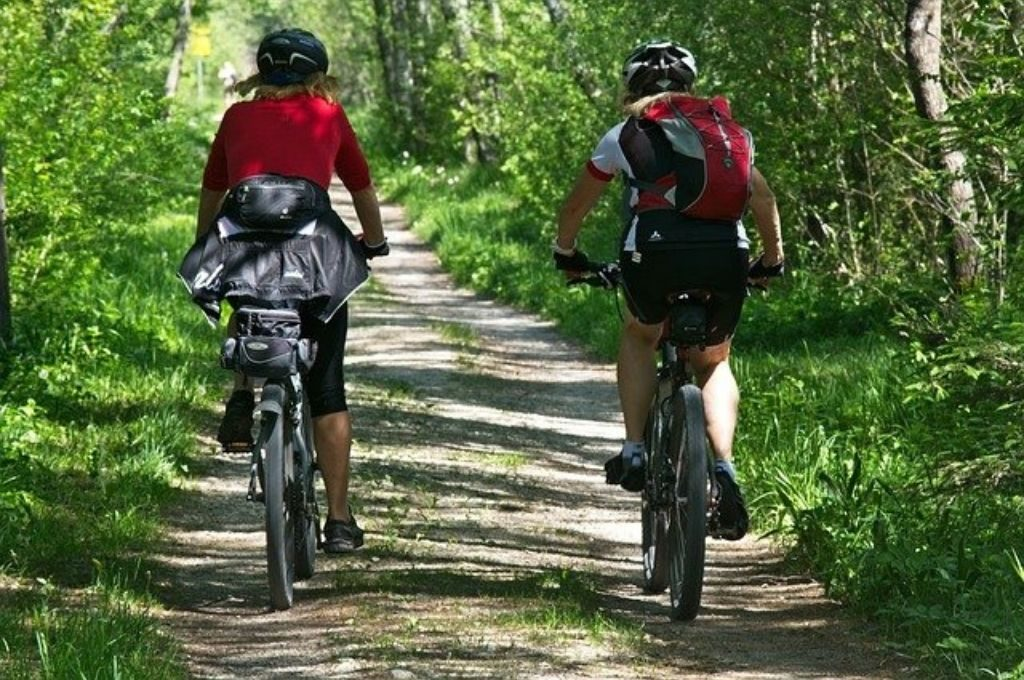 Vélodyssée en Finistère Nord